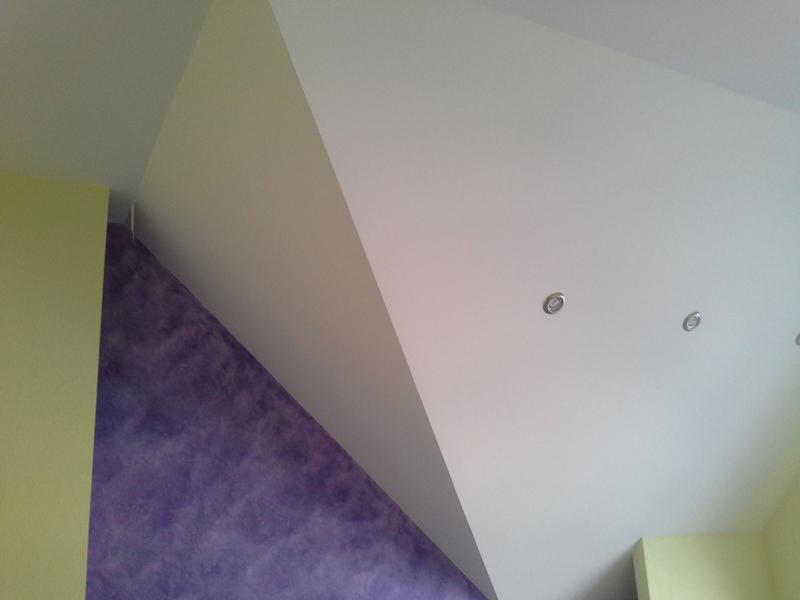 штукатурка потолков